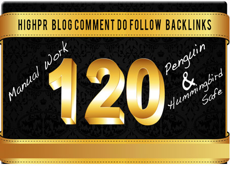 Do 120, Dofollow, Backlinks For SEO