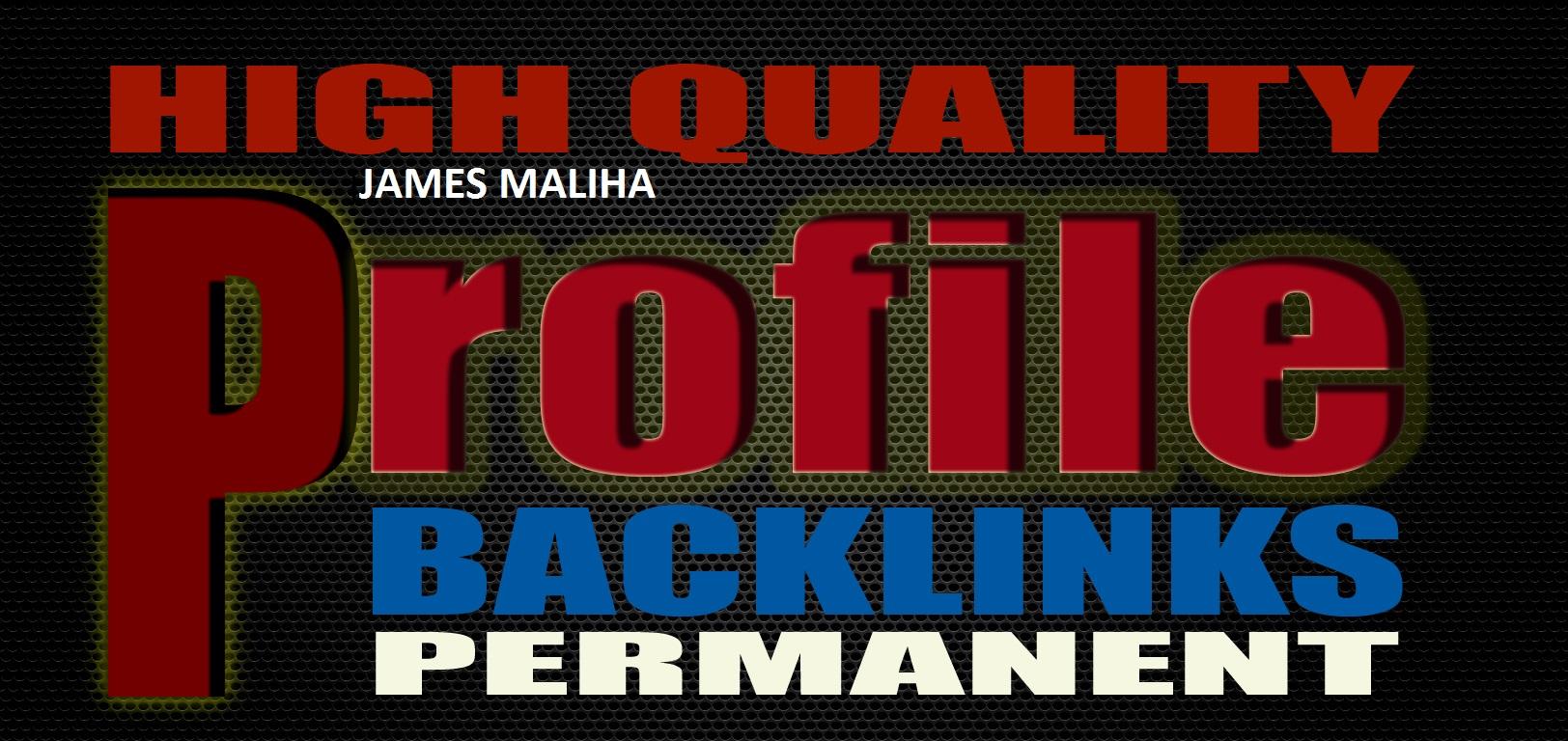 Create High Quality 55 Permanent Backlinks