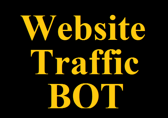 WEBSITE TRAFFIC BOT 2018 keyword and country targeted