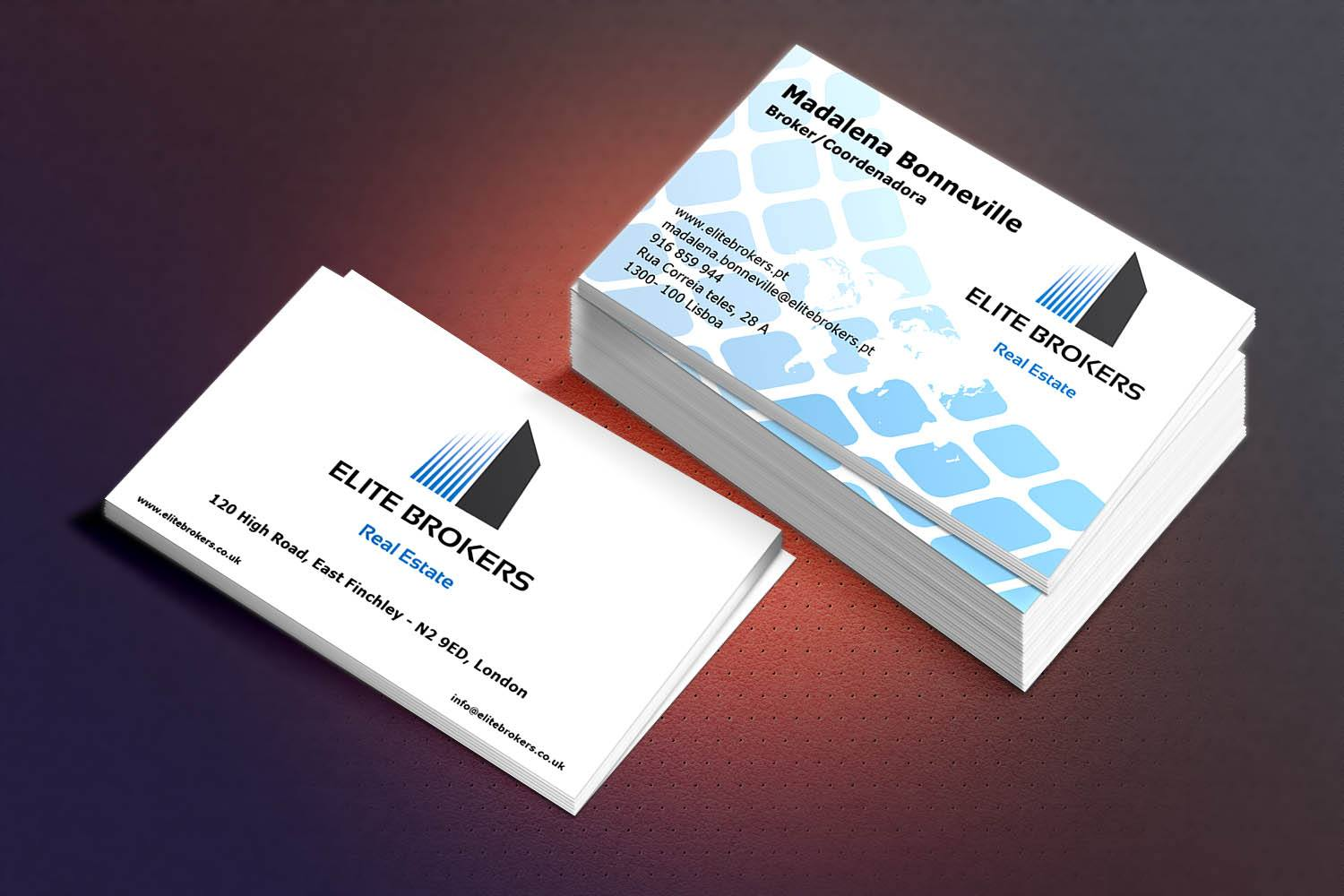 Instant super design make your Visiting card & Business card for $5 ...