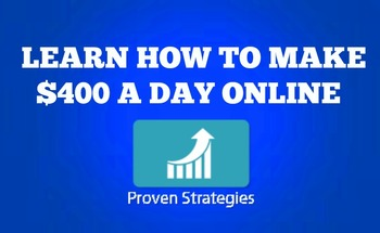 How To Make Money Online - Show You How To Make 400 A Day Online