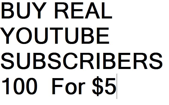 BUY VIDEO SUBSCRIBERS 125