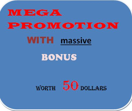 MASSIVE PROMOTION - Share you to 10,000,000+ active viewers