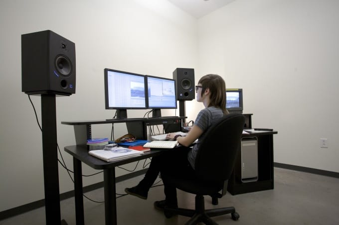 The best video editing,  complete audio and video production.