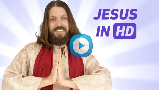 JESUS Deliver A Birthday Or Anniversary Greeting In HD