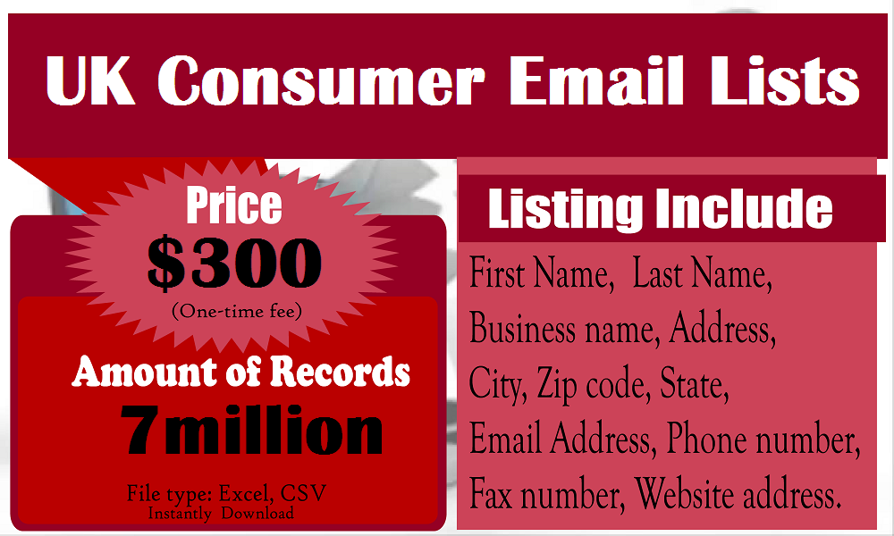USA Email List Business