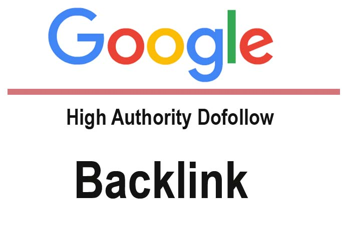10 High Authority Dofollow Backlinks For Your Niche Relevant Website