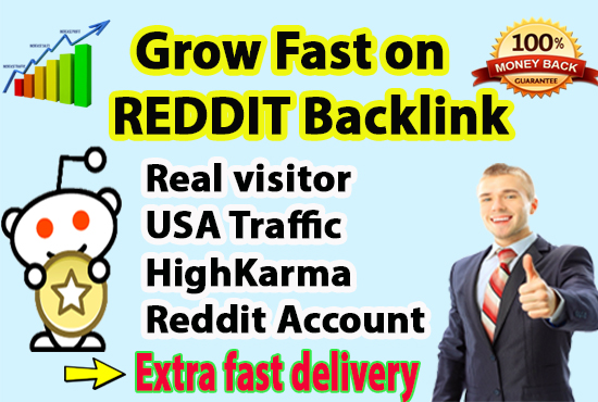 Publish Your Link on related SubReddit get huge traffic