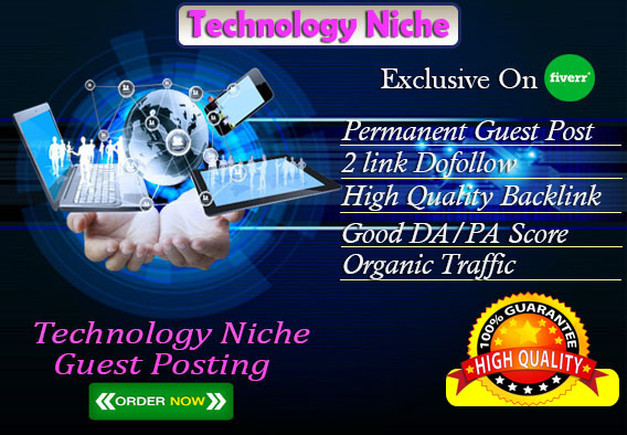 do guest post in DA37 HQ Technology blog