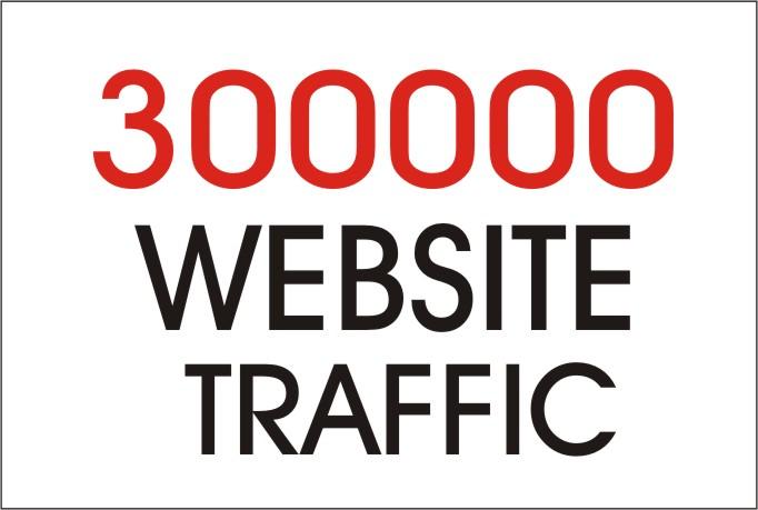 Real  30000  Website Traffic Worldwide