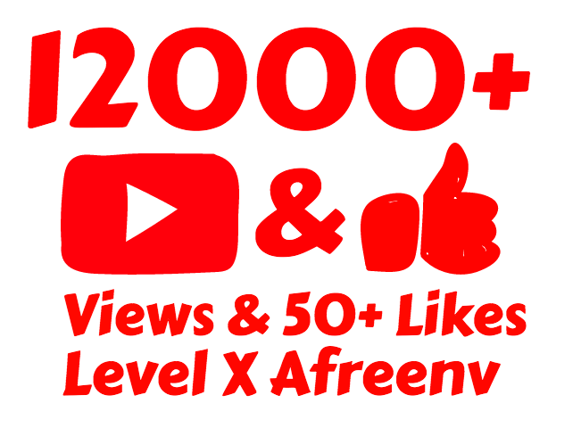 Add 8000 to 9000+ High Quality YT v, iews