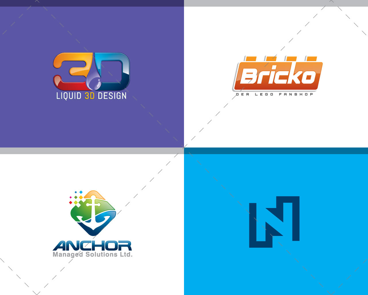 Design professional unique and modern logo for your business