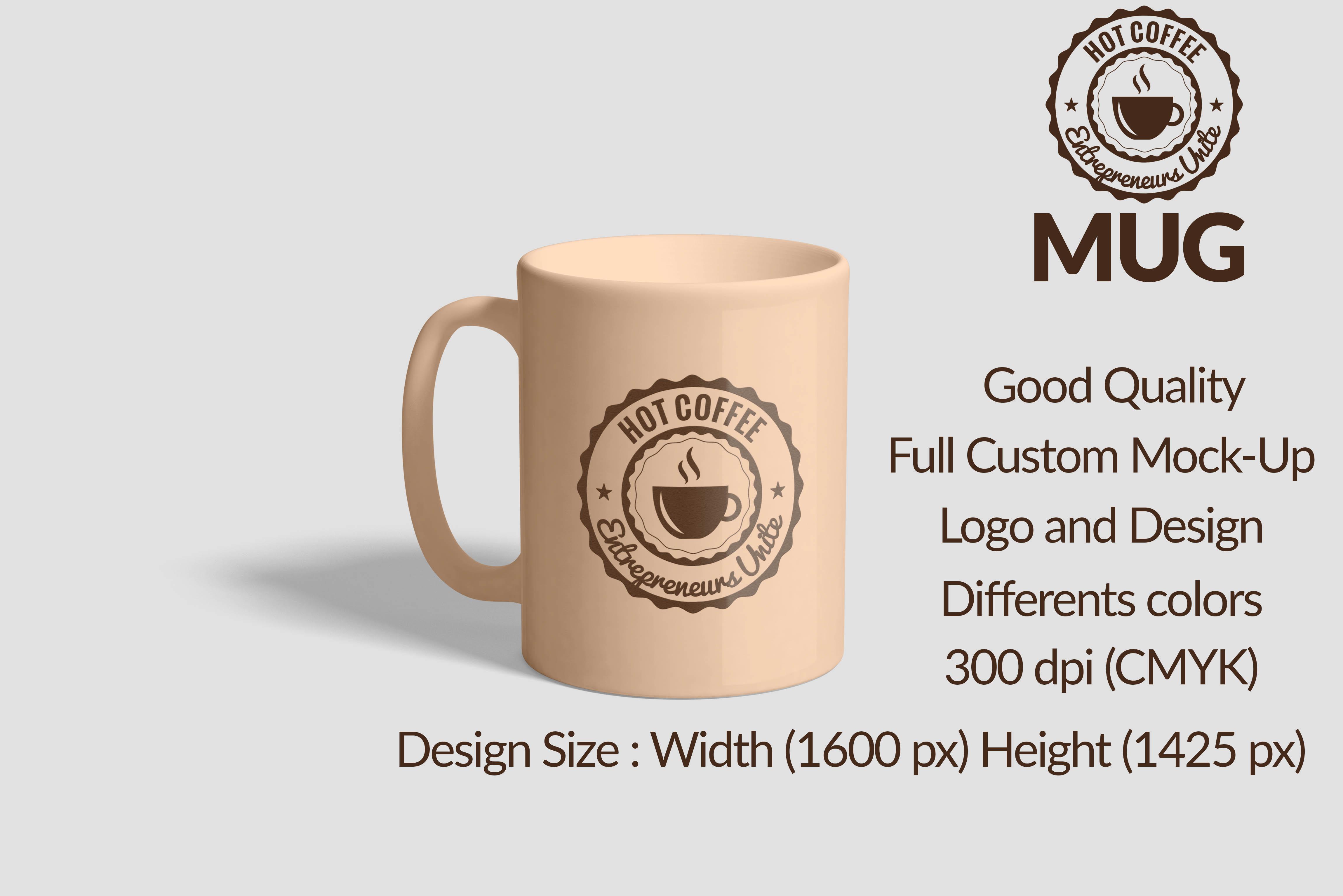 Create A Custom Design For Printable Mug Design