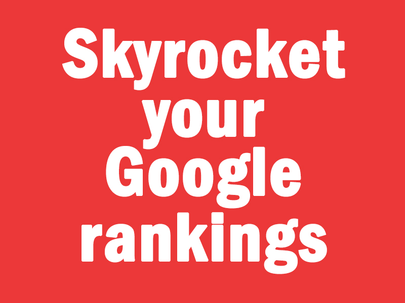 Skyrocket your Google position with 30 high PR9 SEO social backlinks