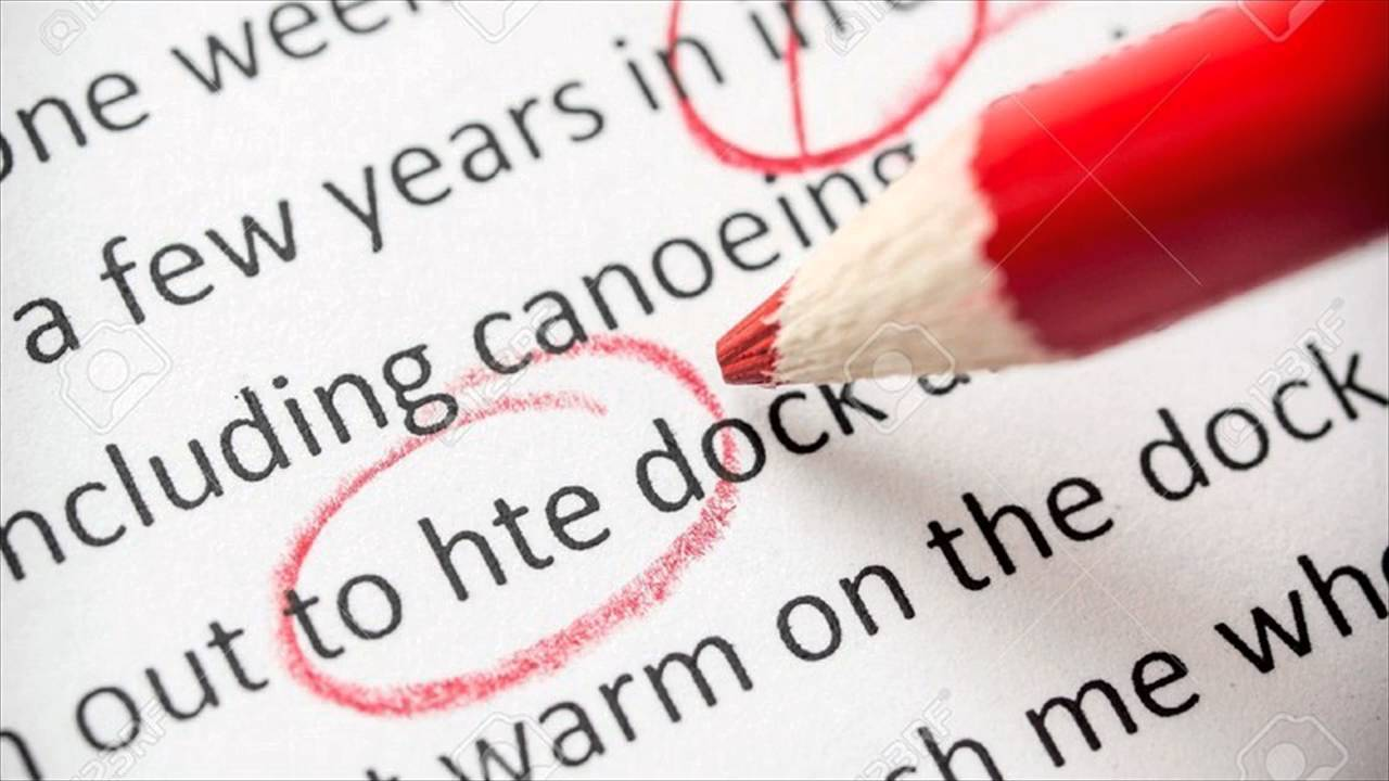 Provide Proofreading And Editing Services