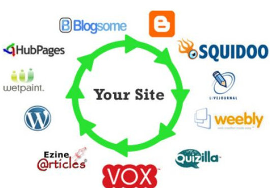 create LiNKWHEEL submit your article MANUALLY to 6 web 2 0 site PR6to8 and 4000 backl ink forlayer2.