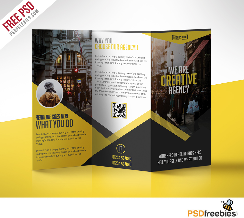 Design Creative Flyer, Brochure Or Poster Quickly for $17 - SEOClerks