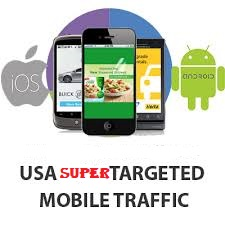 Keyword Target Mobile traffic, USA organic visitors ...