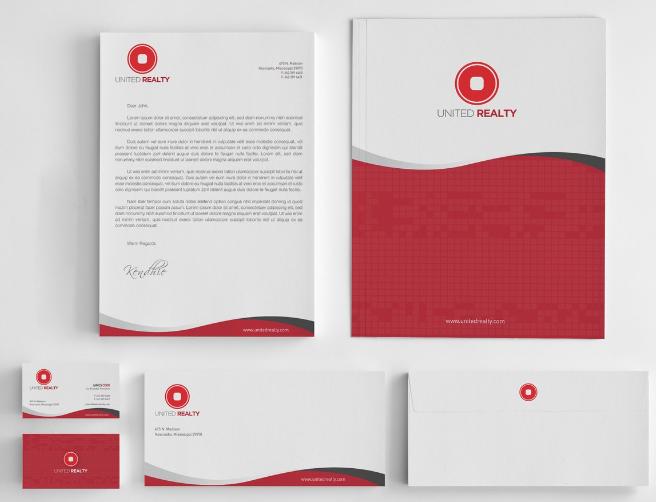 Design a Modern Business Card & Stationaries