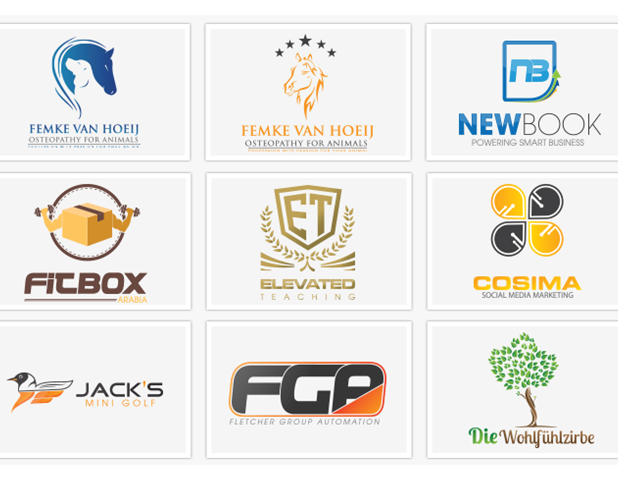 l Design Professional Logo For Your Brand