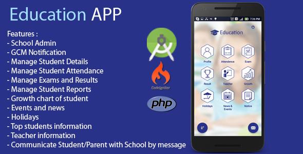 Complete Education Portal For School