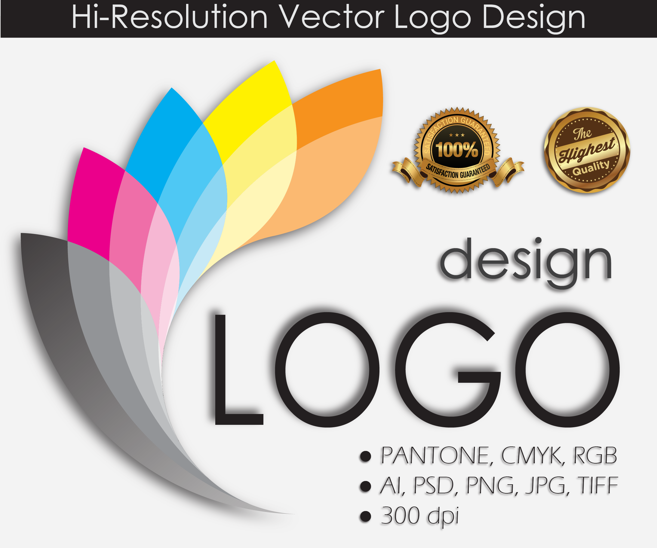 2 Logos With Vector Files