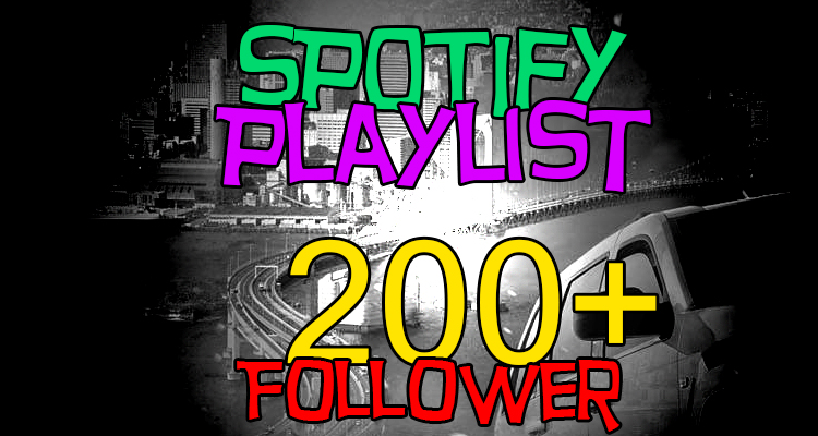 Add your Song to 200+ Playlist