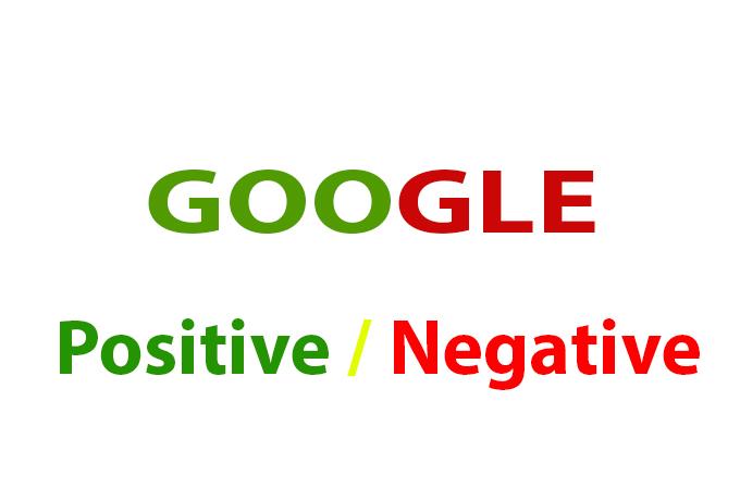 Post Google testimony