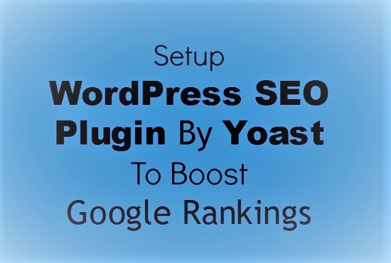 install Yoast wordpress Seo plugin & do onpage SEO optimzation for 5
