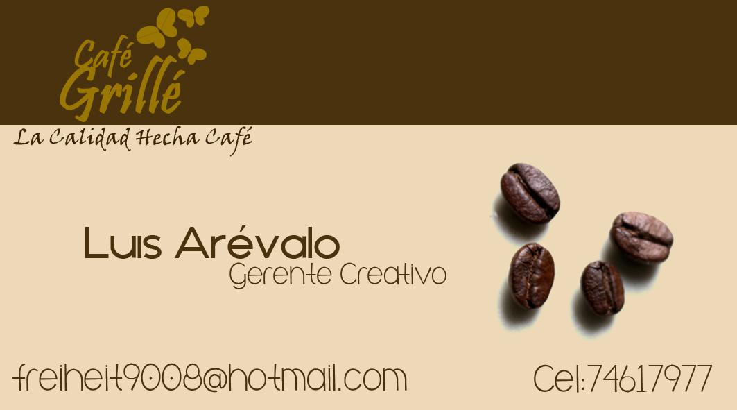 Design of business cards - Diseño de tarjetas de presentación