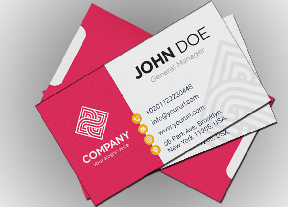 Design Professional Business Card Within 48H