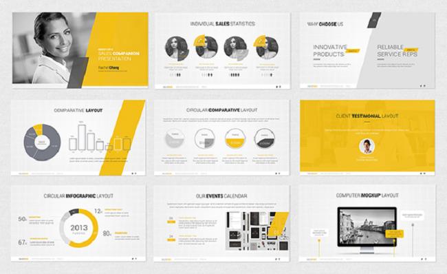 Design 5 slides Google Slide Presentation