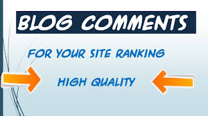 Provide 40 Niche Relevant Blog Comment High Quality