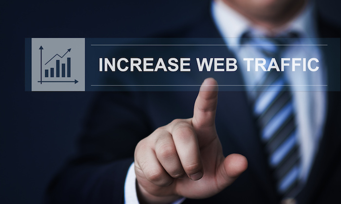 Boost Web Traffic by Thousands