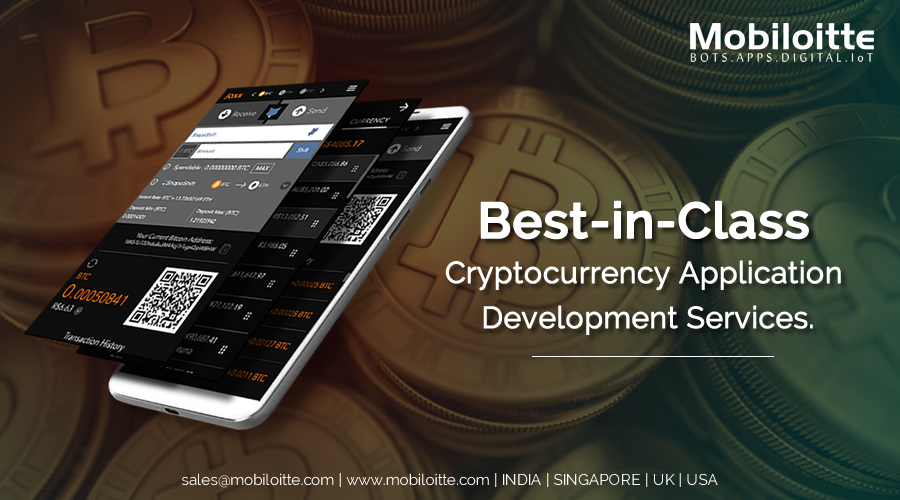Cryptocurrency App Development