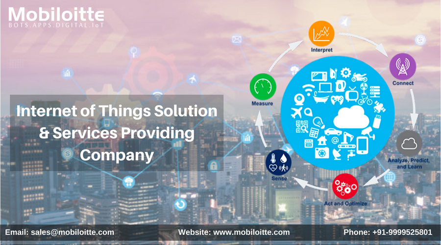 Internet of Things IoT Services