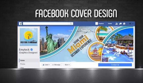 Will Design A Facebook Cover Photo Banner