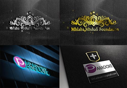 Professional Modern Logo Design
