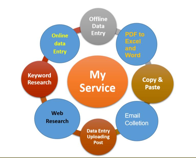 l Do Professionally Data Entry