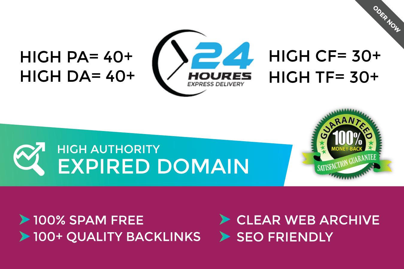 research SEO friendly expired domain