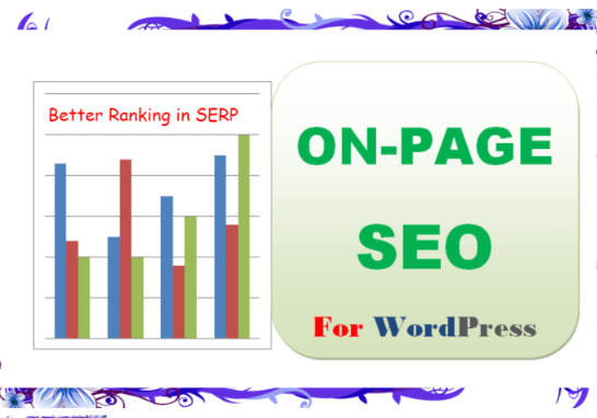 Fix Or Optimize Wordpress On Page SEO