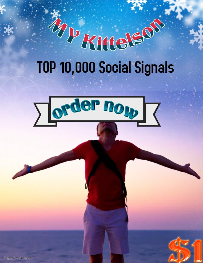 10,000 Social Signals Come From Top 5 Social Media Sites