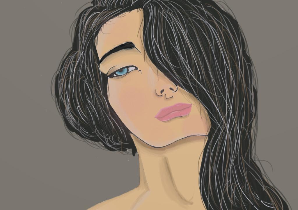 Digital Painting or Illustration