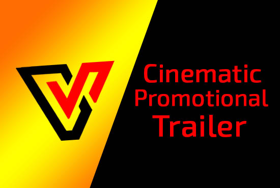 Create This Cinematic Promotional Trailer Video