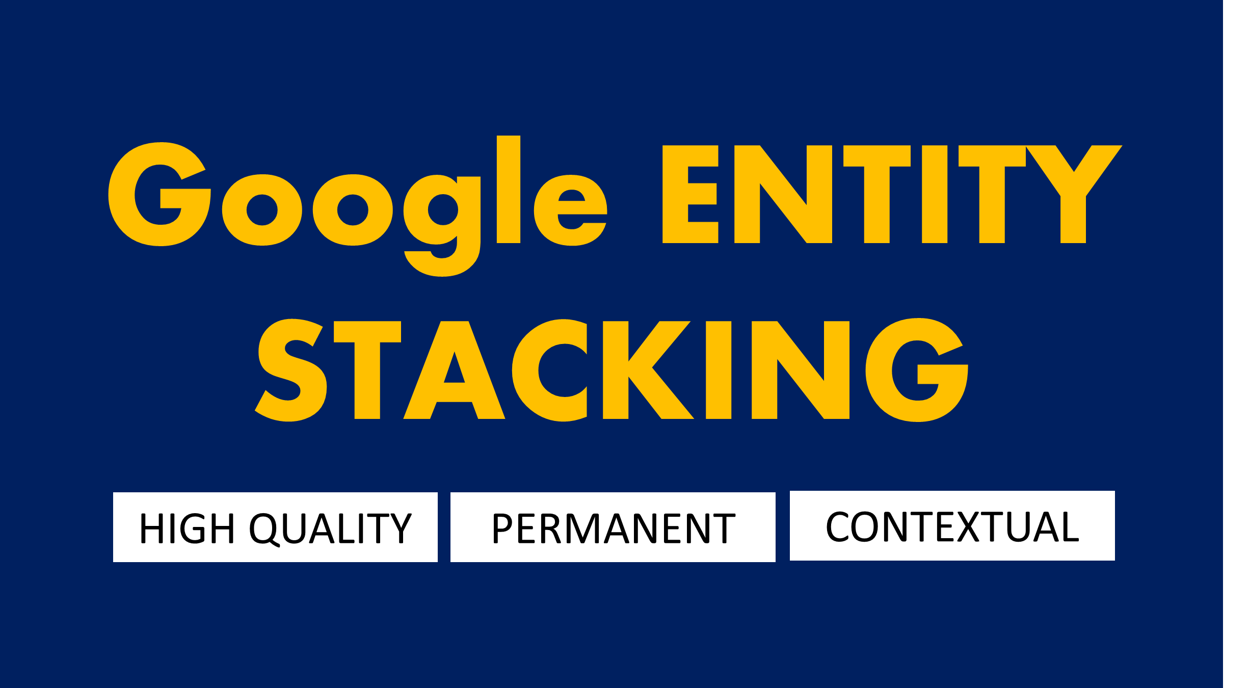 Create Advanced Google Site Stacking Permanent Contextual Backlinks