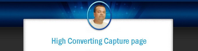 Create high converting Capture Page