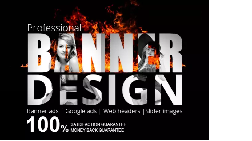 Design Professional Web Site Banner,  Header Within 24 Hous