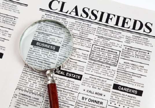 post your ads on 20 classified sites manually