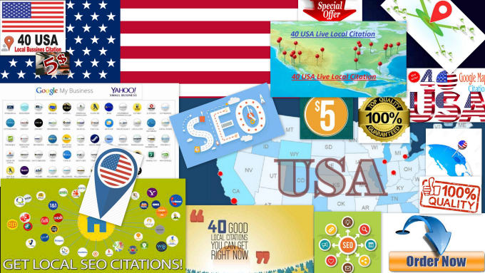 Do 50 USA Live Local Citations For Your Local Business