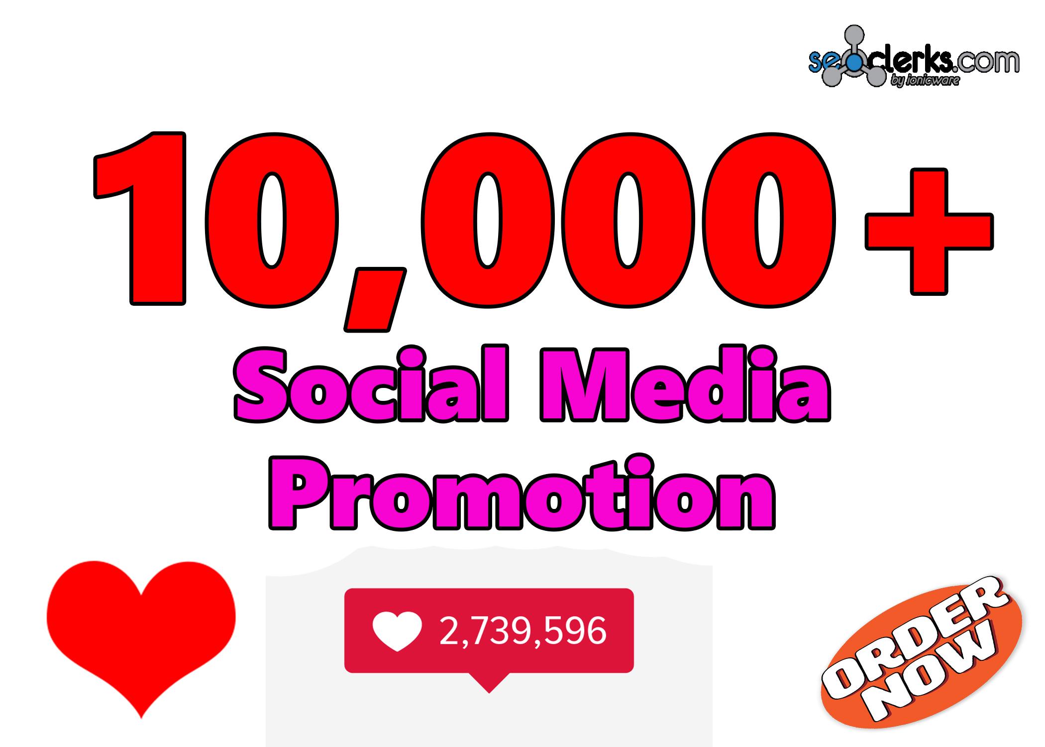 send 10000 I G photo li kes promotion - LIMITED OFFER